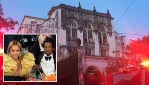 USA: une maison historique à 2,5 millions de dollars des artistes Beyoncé et Jay-Z incendiée