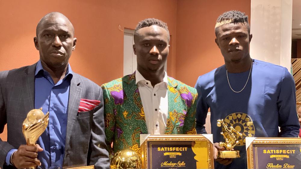 Trophée des champions: le Horoya AC rafle les beaux prix