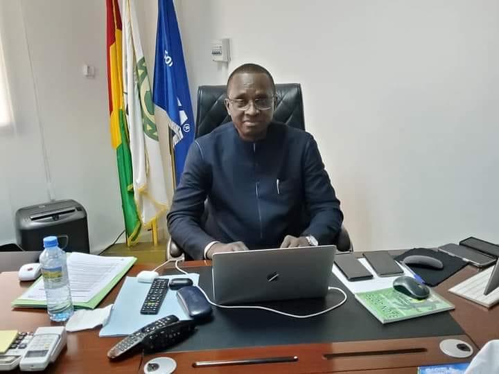 Feguifoot: le président Antonio Souaré renouvelle sa confiance à son bras droit, Maurice Akoï Koivogui