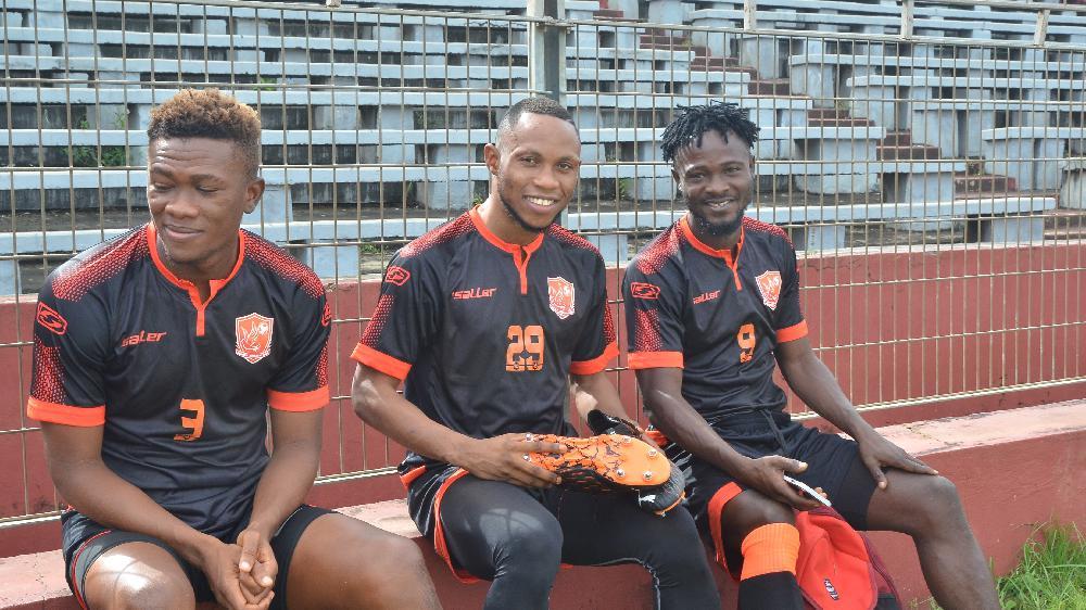 Horoya AC VS Fello Star: après la victoire, un ancien pensionnaire de Yorokoguia, plus déterminé que jamais à aller loin avec le HAC