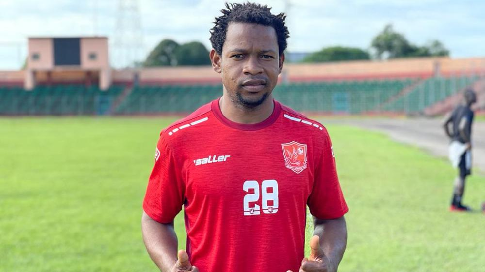 Après une blessure, le talentueux milieu de terrain du Horoya AC, Mohamed Coumbassa, à nouveau opérationnel