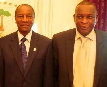 Le général Konaté n'a jamais rencontré le président Condé à Washington