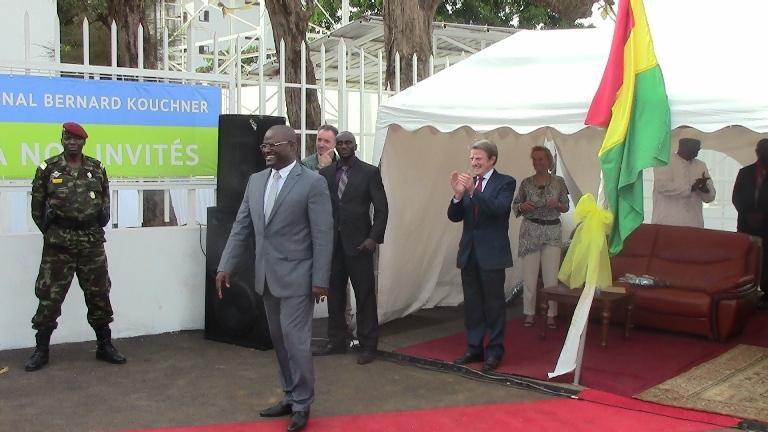 Distinction en Côte d' Ivoire :  KPC, super mécène d'or 2014