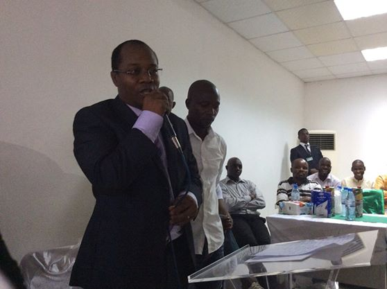 Le député de l' UFDG, Ousmane Gaoual Diallo, répond au RPG d' Alpha Condé