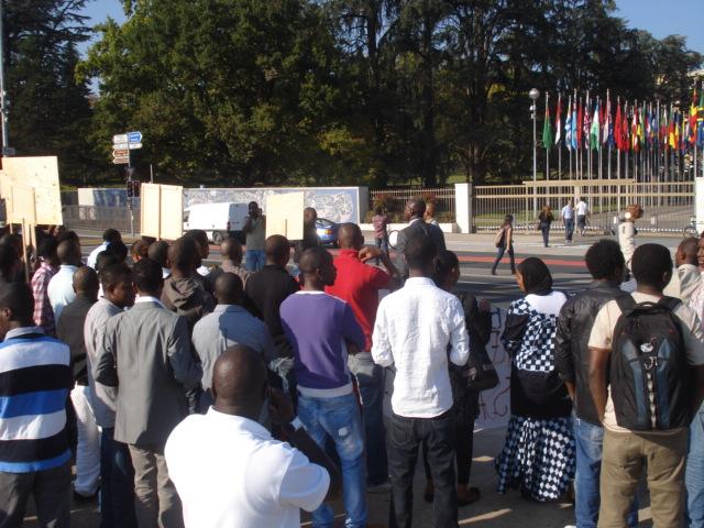Paris : des guinéens envisagent de manifester ce 28 septembre contre