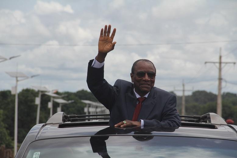 Alpha Condé est-il prêt à aller à la présidentielle en 2015 ?