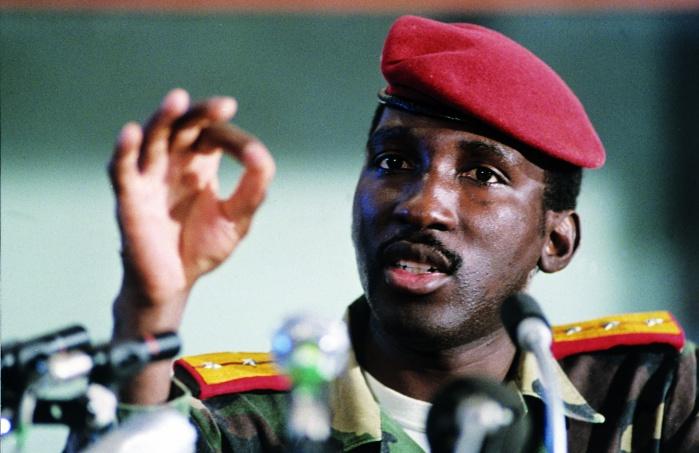 Bukina : Thomas Sankara, 16h 30, le 15 octobre 1987