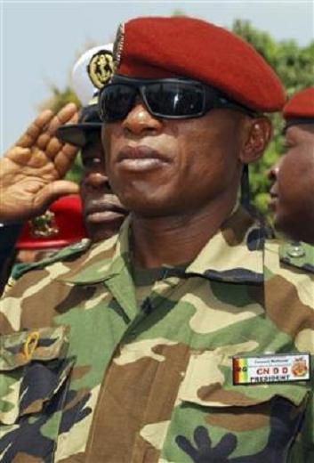 Pottal-Fii-Bhantal Fouta-Djalon demande au président du Faso de mettre aux arrêts le capitaine Dadis Camara