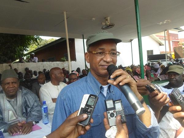 Cellou Dalein Diallo pose ses conditions pour participer à la présidentielle de 2015