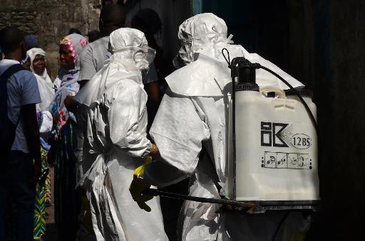 Ebola : les  essais de vaccin progressent chez l' homme
