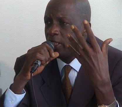 Hommage de Mamadou Bah Baadiko au ministre feu Ahemed Tdiane Cissé