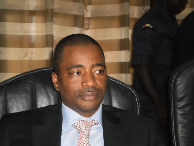 Tibou Kamara :