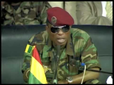 La grosse colère du capitaine Dadis Camara contre Sidya Touré et son clin d'œil à Cellou Dalein Diallo