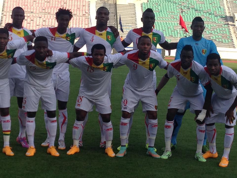 Éliminatoires CAN 2017: le Syli National joue à Casablanca contre le Swaziland