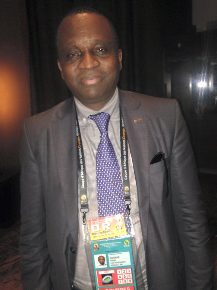 Le Horoya AC rappelle Abdoul Karim Bangoura AKB à l'ordre