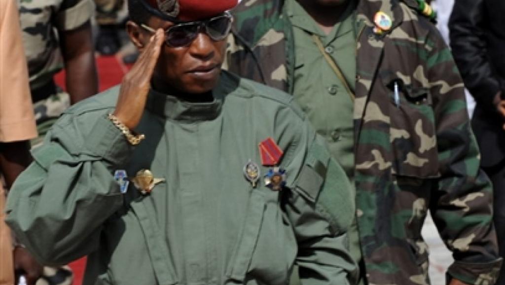 Dadis répond à Toumba Diakité