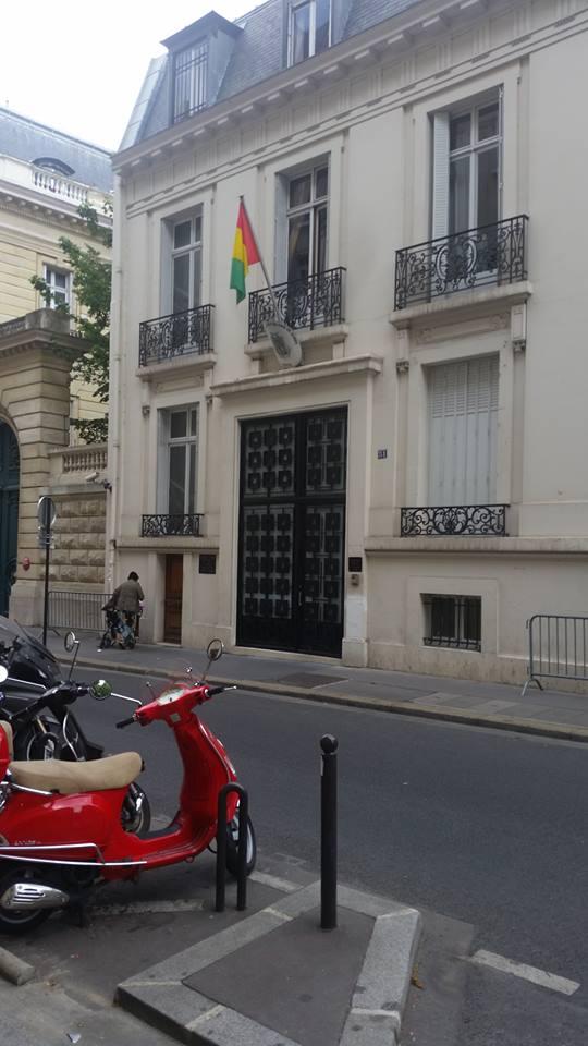 Les contrevérités puantes de Maka Baldé sur le recensement des compatriotes en France ( opinion )