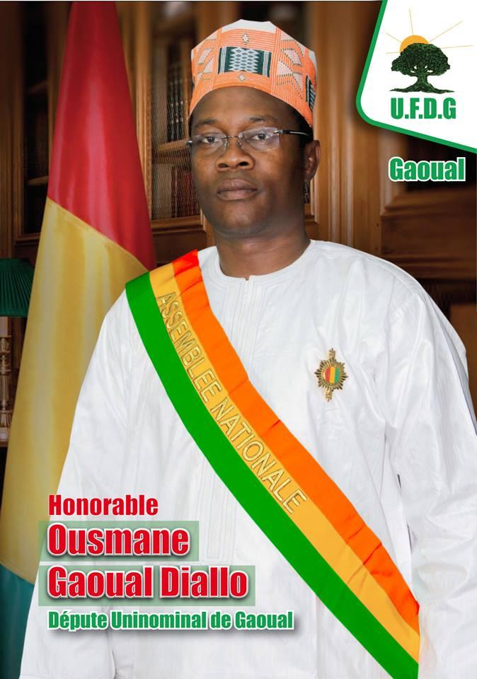 Le député Ousmane Gaoual en danger ?