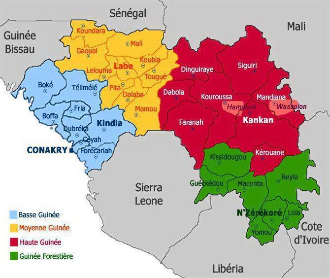 Kankan plus peuplée que Conakry ? La réaction de Sidya Touré