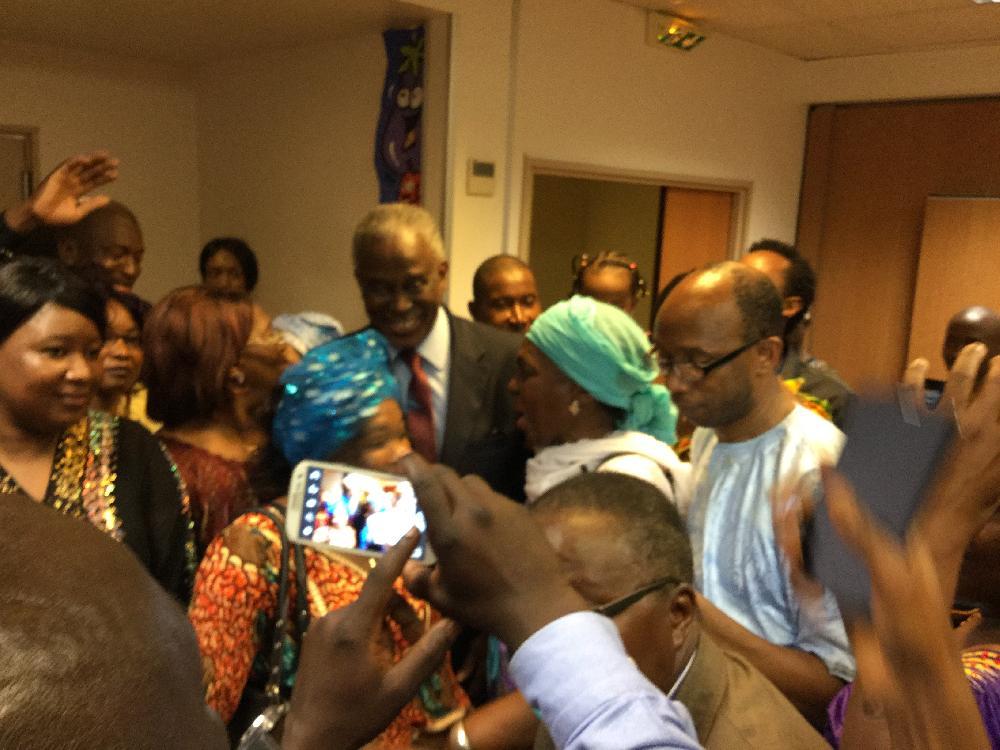 Le président Condé invité à Marseilles par des Guinéens