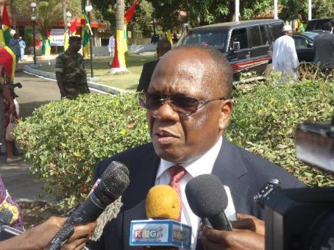 Dakar: la grosse frayeur  de Fall et de Bah Ousmane à l'hôtel Radisson