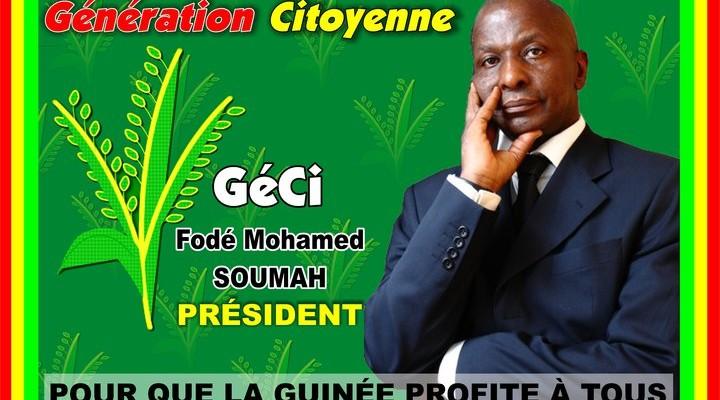 Présidentielle 2015 : Mohamed Soumah et sa GECI « arnaquent » Cellou Dalein, puis se rallient à Alpha Condé