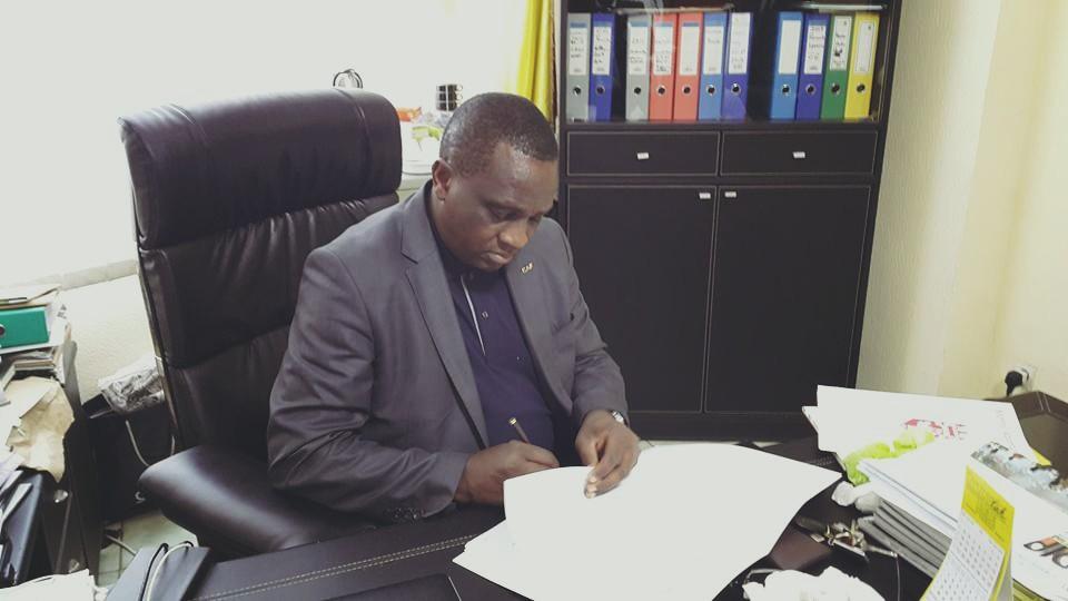Antonio Souaré prend les commandes de la Ligue Professionnelle de Football (LFP )