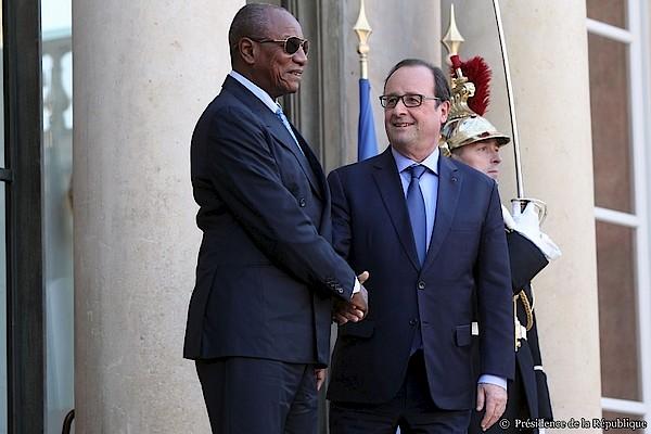 Cellou Dalein accuse Hollande d'avoir soutenu Condé
