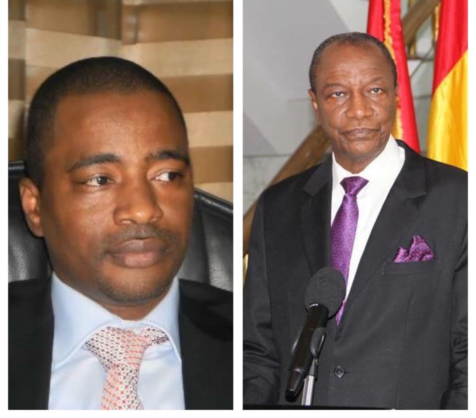 Exclusif: le coup de fil de Alpha Condé à Tibou Kamara