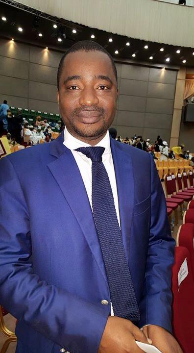 Tibou Kamara de retour d'exil pour la prestation de serment d'Alpha Condé  ( JA )