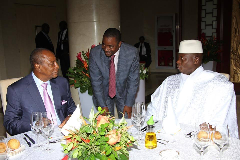 Le rôle de Tibou Kamara dans le réchauffement des relations  entre Conakry et Banjul