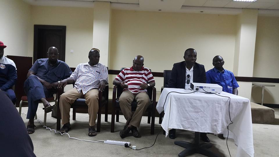 CHAN 2016 Rwanda : Antonio Souaré offre 15 000 dollars au Syli local