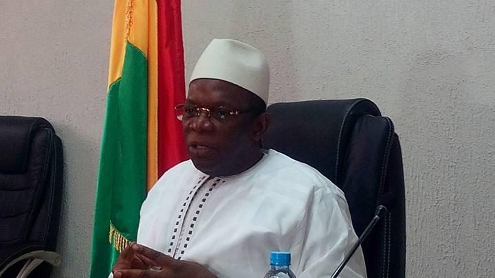 Kassory attendu à Londres pour la relance économique post-Ebola