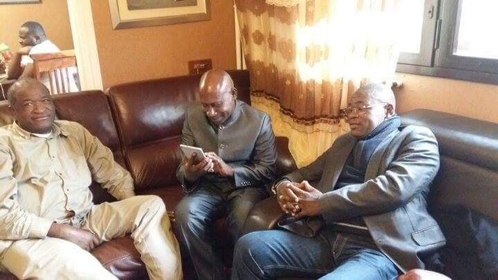 Papa Koly, Mamadou Sylla et Alhousseny Makanera créent le Front Uni pour la Démocratie ( communiqué )