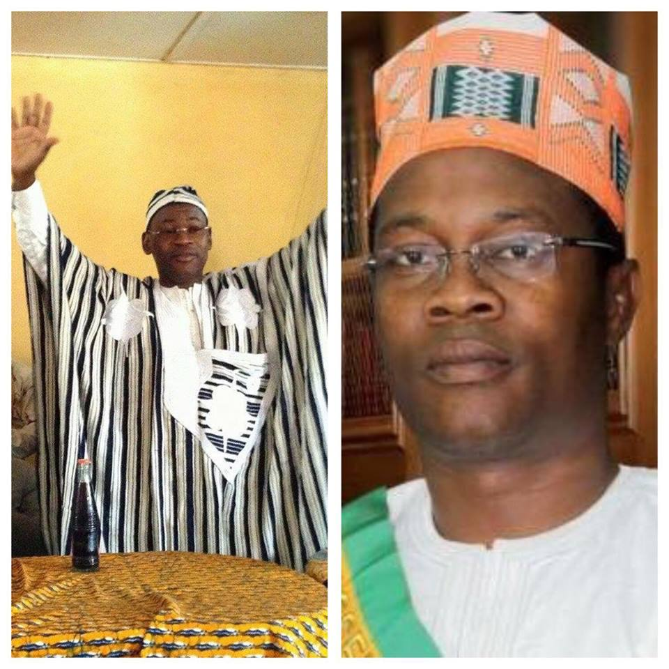 Paris: tête à tête entre Papa Koly et Ousmane Gaoual Diallo