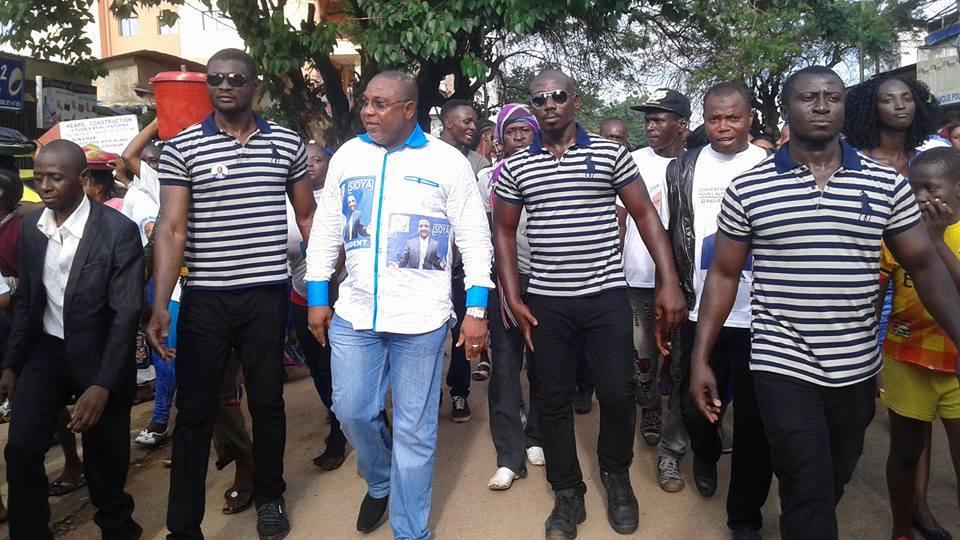 Le jour où le général Konaté humilie Baydi Aribot à Paris