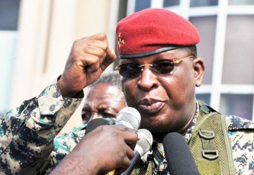 Réaction du général Konaté à la mort du général Korka