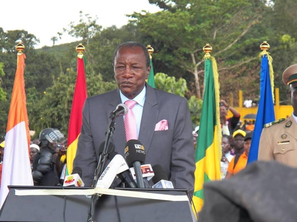 Guinée: Alpha II