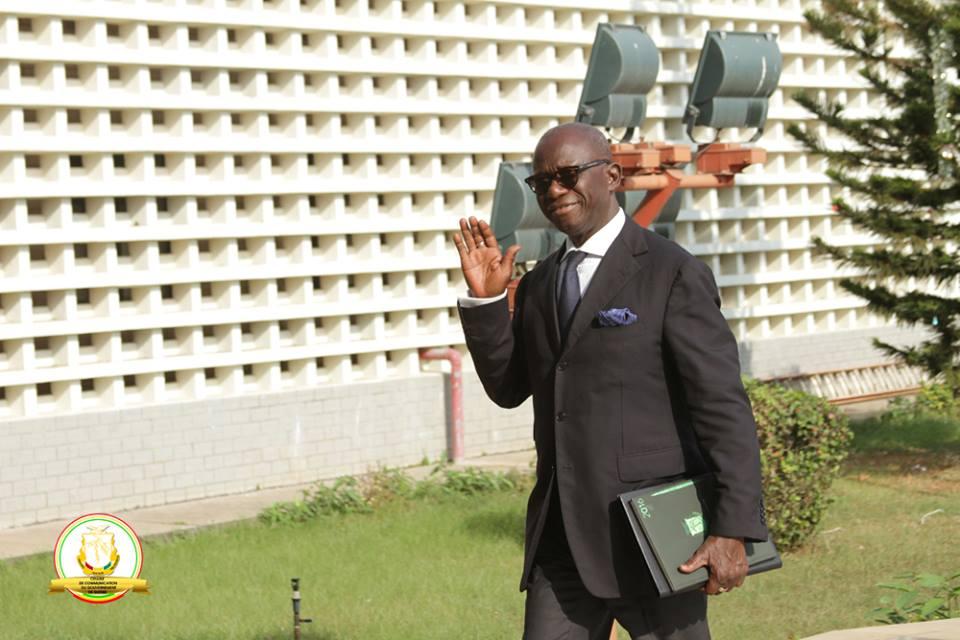 Cinq personnes possédant des armes à feu, interpelées à Conakry