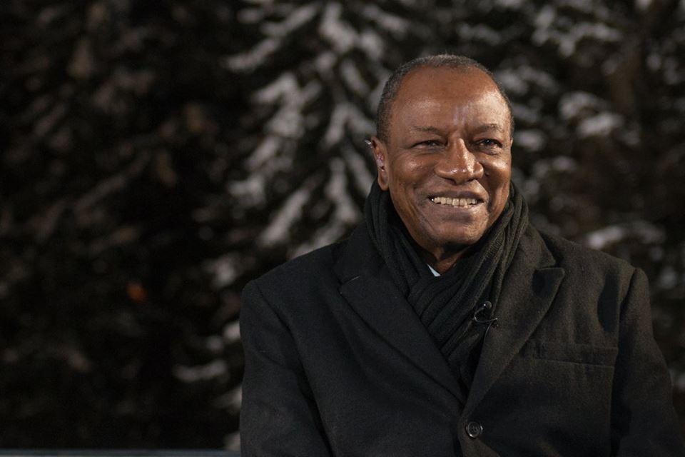 Le président Condé attendu à Conakry ce mardi