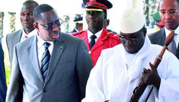Sénégal-Gambie – Médiation du Président guinéen : Macky Sall dit niet à Alpha Condé