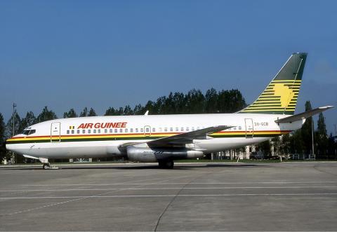 La Guinée sera dotée d'une compagnie aérienne avant fin 2016