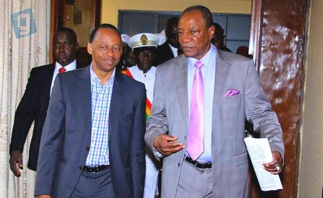Le Président Alpha Condé lance les travaux des journées de concertation sur l'organisation et la coordination du travail gouvernemental