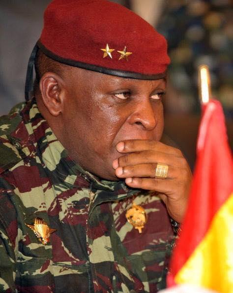 Le général Konaté est arrivé à N'Djamena, au Tchad