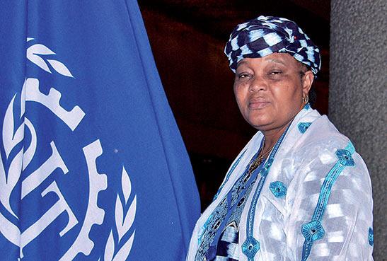 Rabiatou Serah Diallo est elle décédée?