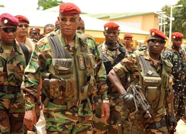 Quand Doussou Condé encense le général Sékouba Konaté
