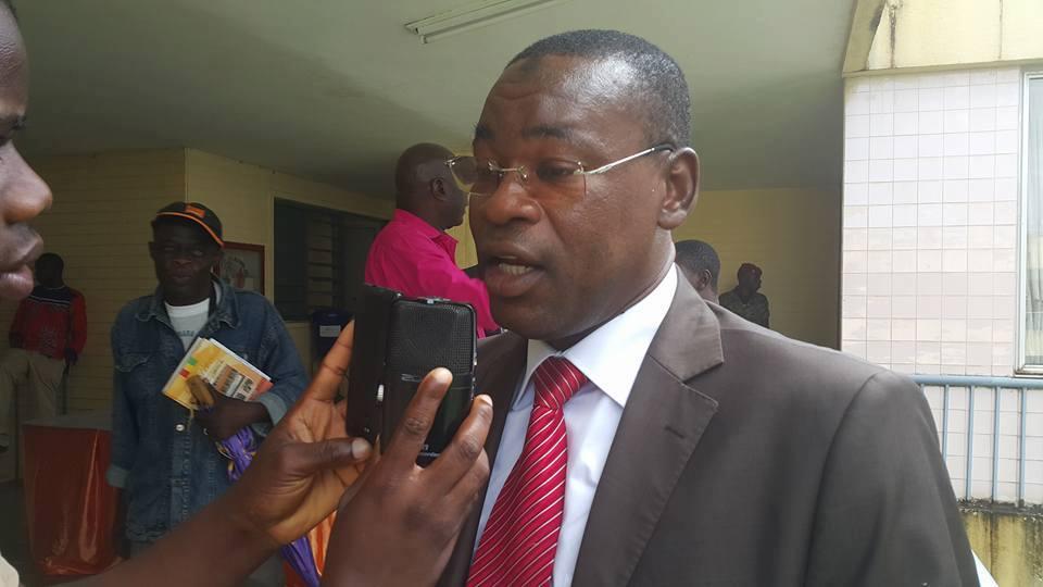 La Guinée, pas du tout crédible, selon Papa Koly Kourouma