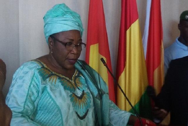 Révélation: Comment Makallé Camara est-elle devenue Ministre des Affaires Étrangères?