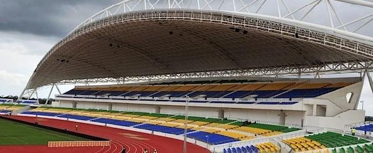 CAN Guinée 2023: vers la mise en service du stade de Nongo