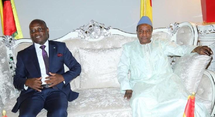 Ce qu'il faut retenir de la visite de José Mario Vaz à Conakry